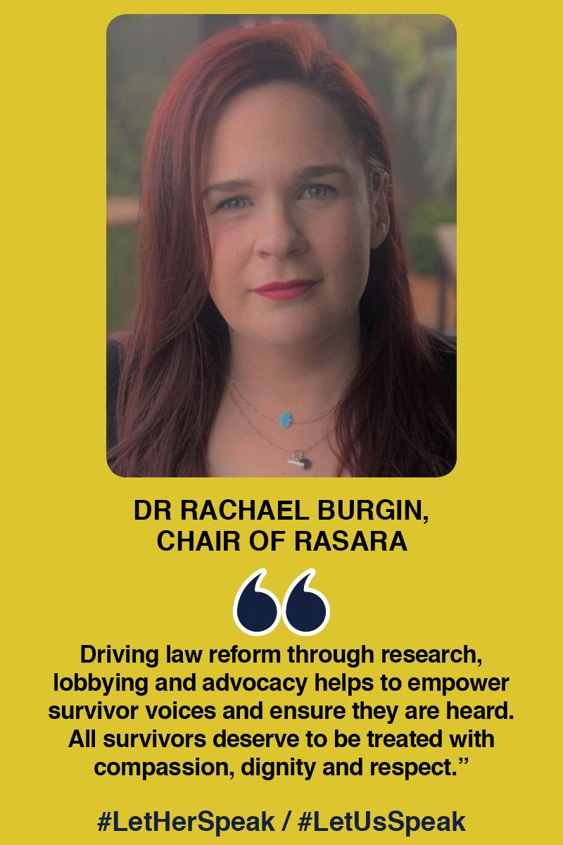Dr Rachael Burgin